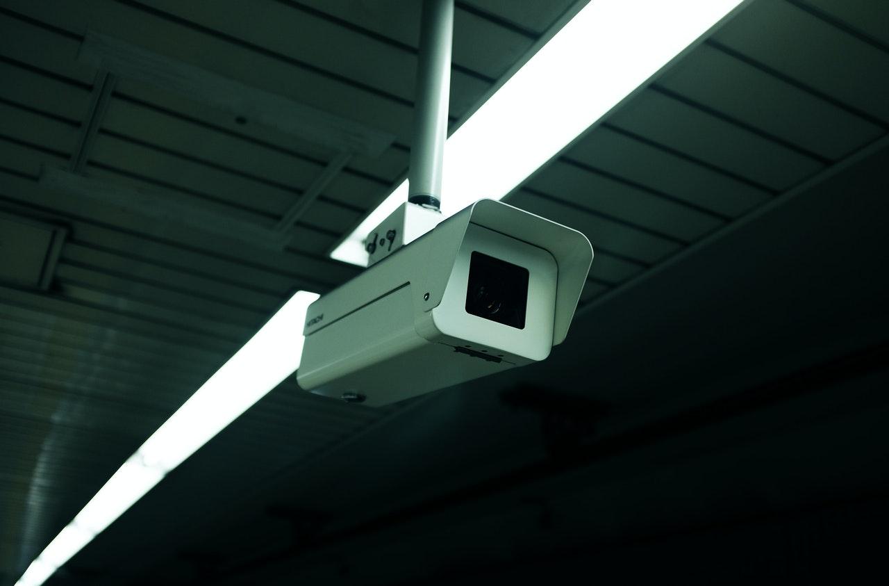 caméra intérieure